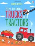 How to Draw Trucks and Tractors (libro en Inglés)