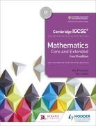 Cambridge Igcse Mathematics Core and Extended 4th Edition (libro en Inglés) - Ric Pimentel; Terry Wall - Hodder Education