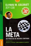 La Meta Edición Aniversario - Eliyahu M. Goldratt - Granica