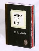 Wreck This box Boxed set (libro en inglés) - Keri Smith - Perigee Books