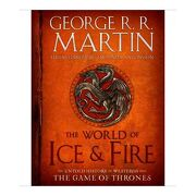 The World of ice & Fire: The Untold History of Westeros and the Game of Thrones (libro en Inglés) - George R.R. Martin,Elio M. Garcia Jr.,Linda Antonsson - Bantam Books