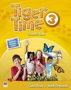 Tiger Time Level 3 Student Book + Ebook Pack (libro en Inglés) - Mark Ormerod - Macmillan