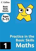 Collins Practice in the Basic Skills: Maths Book 1 (libro en inglés) - Harpercollins Uk - Collins