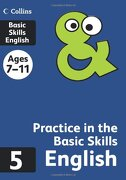 Collins Practice in the Basic Skills: English Book 5 (libro en inglés) - Harpercollins Uk - Collins