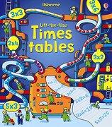 Lift the Flap Times Tables Book (libro en Inglés) - Rosie Dickins - Usborne Publishing Ltd