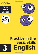 Collins Practice in the Basic Skills: English Book 3 (libro en inglés) - Collins - Harpercollins Publishers