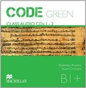 Code Green b1+ Class Audio cds (2) (libro en Inglés) - Stuart Cochrane - Macmillan