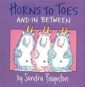 Horns to Toes (Boynton Board Books (Simon & Schuster)) (libro en inglés) - Sandra Boynton - Little Simon