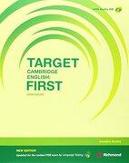 Target fce Workbook + cd Audio new Edition (libro en Inglés) - Varios Autores - Richmond