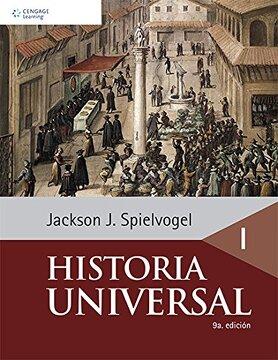 portada Historia Universal. Bachillerato