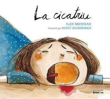 portada La Cicatriu (Àlbums Il·Lustrats) (libro en valenciano)