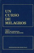 Un Curso de Milagros (libro en Inglés) - Foundation For Inner Peace - Foundation For Inner Peace
