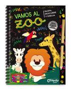 Vamos al Zoo: Raspa, Descubre y Dibuja - Catapulta - Varios Autores - Catapulta