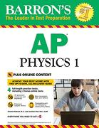 Barron's ap Physics 1 With Online Tests (Barron's ap Physics 1 and 2) (libro en inglés) - Kenneth Rideout M.S.; Jonathan Wolf M.A. Ed. M - Kaplan Publishing