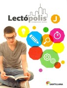 Lectópolis j - Varios Autores - Santillana