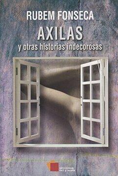 portada Axilas y Otras Historias Indecorosas