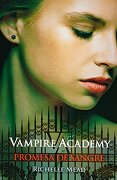 Vampire Academy Promesa de Sangre - Richelle Mead - Alfaguara Juvenil