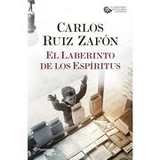 Laberinto de los Espiritus, el - Carlos Ruiz Zafón - Editorial Planeta