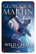 Wild Cards 3: Jokers Salvajes - George R. R. Martin - Edit Oceano De Mexico