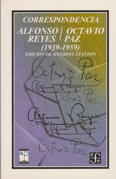 portada Correspondencia: Alfonso Reyes