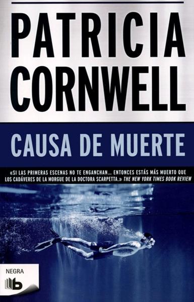 Causa de muerte (kay scarpetta 7); patricia cornwell