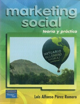 portada Marketing Social (Pearson)