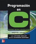 Programacion en c Metodologia Algoritmos y Estructura d - Luis Joyanes Aguilar - Mcgraw-Hill Interamericana De España S.L.