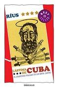 Lastima de Cuba / Shame of Cuba - Rius - Debolsillo Mexico