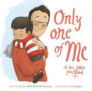 Only one of me - dad (libro en inglés)