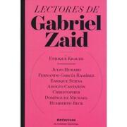 Lectores de Gabriel Zaid - Enrique Krauze - Colegio Nacional