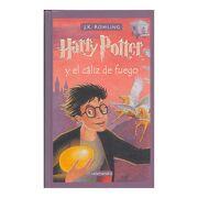 Harry Potter y el Caliz de Fuego - J. K. Rowling - Salamandra
