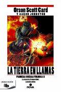 La Tierra en Llamas (Primera Guerra Fórmica 2) (b de Bolsillo) - Orson Scott Card,Aaron Johnston - B De Bolsillo
