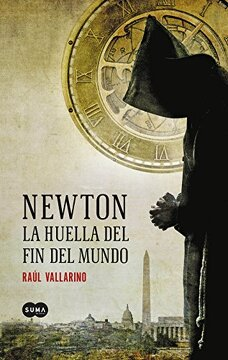 portada Newton la Huella del fin del Mundo