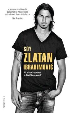 portada Soy Zlatan Ibrahimovic