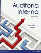 Auditoria Interna - Juan Ramon Santillana Gonzalez - Pearson
