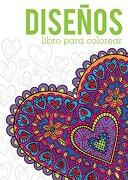 Libro Para Colorear: Diseños - Varios - Silver Dolphin
