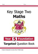 New ks2 Maths Targeted Question Book: Year 5 Foundation (libro en inglés)
