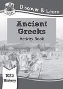 New ks2 Discover & Learn: History - Ancient Greeks Activity Book (libro en inglés)