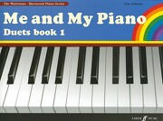 Me and my Piano Duets, bk 1 (Faber Edition: The Waterman (libro en inglés) - Fanny Waterman; Marion Harewood - Faber Music Ltd