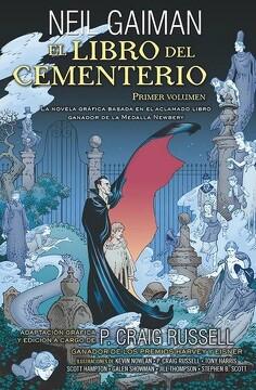 portada Libro del Cementerio, el