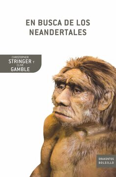 portada En Busca de los Neandertales
