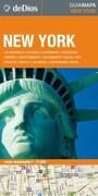 Nueva York, Plano-Guía Callejero Plastificado. Escala 1: 21. 000. De Dios Editores. (Map Guide) - Varios Autores - De Dios