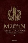 4. Festin de Cuervos  Cancion de Hielo y Fuego - George R.R. Martin - Debolsillo