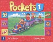 Pockets 1: Student s Book (Infantil 3 Años) (libro en inglés) - Mario Herrera - Longman