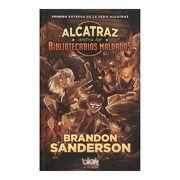 Alcatraz 1 - Contra los Bibliotecarios Malvados