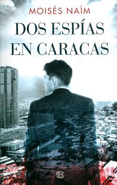 portada Dos Espías en Caracas