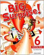 Big Surprise! 6. Activity Book+ Study Skills Booklet - 9780194516259 - Sue Mohamed - Oxford University Press