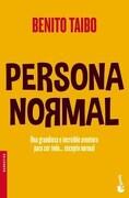 Persona Normal - Benito Taibo - Booket