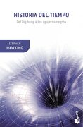 Historia del Tiempo: Del Big-Ban a los Agujeros Negros - Stephen Hawking - Booket