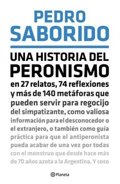 portada Una Historia del Peronismo